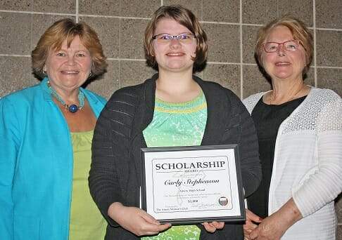 HighSchool SeniorScholarshipWinner